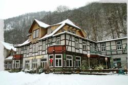 Hotel Zur Luppbode, Ortsstraße 26, 06502, Treseburg