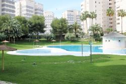 CasaTuris Jardines del Mar C101, Camí del Fondo 2, Urb. Jardines del Mar, 1 .Portal 17, Piso 2ªA, 03560, El Campello