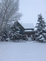 Rosebush Lodge, 19312 Township Rd 440, T0B 1J0, Edberg