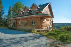 Chalet Le Familial - Bois Rond Spa, 2510 Chemin de la Grande Vallée, J0K 3K0, Chertsey