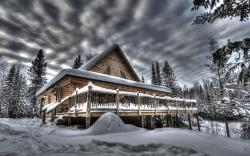 Le Nochette - Les Chalets Spa Canada, 60, chemin de la montagne noire, G5A 0E5, Grand-Fonds