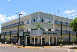Novo Hotel Herta, Avenida Coronel Otavio Tosta, 910 , 85980-000, Guaíra
