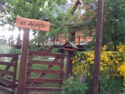 El Aleph, Domuyo 17, 8407, Villa La Angostura