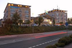 City Hotel Frankfurt Bad Vilbel, Alte Frankfurter Strasse 13, 61118, Bad Vilbel