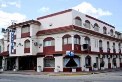 Hotel Alcázar, Bv. Alvear 787, 5900, Villa María