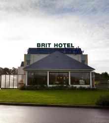 Brit Hotel De La Côte Des Havres, 12, Rue Du Ferrage, 50430, Lessay