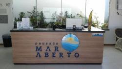 Pousada Mar Aberto, Avenida Assis Moreira, s/n Quadra 25-A, Lotes 01 e 02, 62840-000, Beberibe