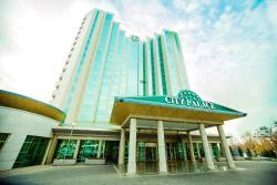 City Palace Hotel Tashkent, Amir Temur Street 15, 100000, Tashkent