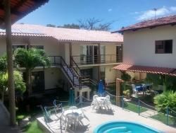 Pousada Paraíso das Palmeiras, Rua Tenente Ubiratan Sampaio, número 88, 57935-000, Paripueira