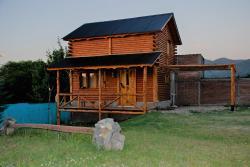 Cabaña Jacaranda, Ruta Nacional 38, KM.50 - Villa California, 5168, Valle Hermoso
