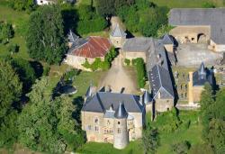 Château de Villette Monument Historique, Château de Villette, chemin de Villette, 08200, Glaire-et-Villette