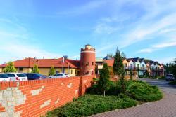 Hotel Daglezja, Woźniaka 7, 60-035 Kórnik