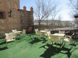 Hotel Real Castillo, Autovia de Andalucía KM 77.5, 45760, La Guardia