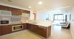 Blue Chip Holiday Homes - Marina Residence, Marina Residence 2, fl.11 101 Palm Jumeirah,, Dubai