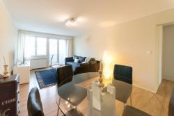 RELOC Serviced Apartments Wallisellen Bhf., 36 Bahnhofstrasse, Apartment Mars, 8304, Wallisellen