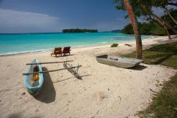 Tamanu Beach Bungalow, East Coast Rd, Port Olry, Santo,, Port-Olry