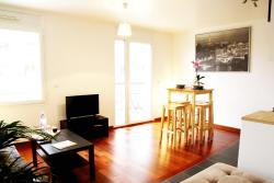 Relaxing apartment near Paris, 81 Promenade du Verger, 92130, Issy-les-Moulineaux