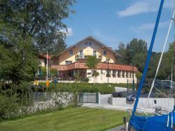 Hotel Mutz, Fischerstraße 14-16, 82266, Inning am Ammersee