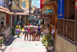 Pousada Morro Bello, Rua Caminho da Praia, 45420-000, Itapu