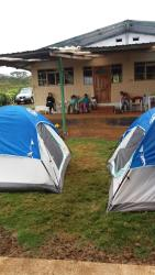 La Cañada Camping, VIA A PUERTO CHINO RECINTO EL CHINO, 200150, Galápagos