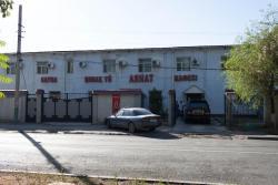 Ayanat Hotel, Yelshibek Batyr st., 160000, Shymkent