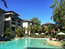Private Apartments Sea Temple, 5 Triton Street 410 & 411, 4879, Palm Cove