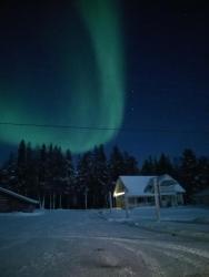Northern Lights House, 22 Mäkeläntie, 97340, Talosenkylä