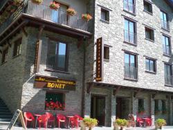 Apartaments Bonet, Av. Fontanella, AD400, Pal