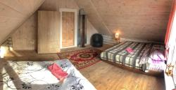 Eco House Forest, Traktornyi Lane 16, 08600, Vasyl'kiv