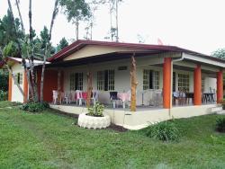 Hotel Guayabo, 500 mts sur del Monumento Nacional Guayabo, 11000, Verbena Norte