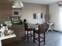 Le Cos'y Appart Hôtel, 17/19, rue Jean Charcot, 93600, Aulnay-sous-Bois