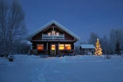 Ounasjoki Cottage, Kittiläntie 4238, 97290, Marraskoski