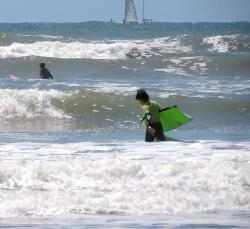 Cabañas Girasoles, Peru 80, Mar de Ostende Esquina Biarritz, 7167, Ostende