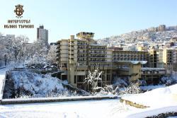 Interhotel Veliko Tarnovo, 2 Al. Penchev Str, 5000, Veliko Tŭrnovo
