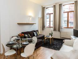 Patriotes Halldis Apartments, Rue des Patriotes 22, 1000, Bruxelas