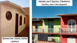 Jefegas Acomodações, Avenida Paranaguá, 503 Sobrado, 83260-000, Matinhos