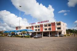 Hotel Palmeiras, BR 277, KM 452, 85303-495, Laranjeiras do Sul