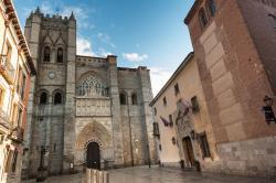 Palacio Valderrabanos, Plaza de la Catedral, 9, 05001, Avila
