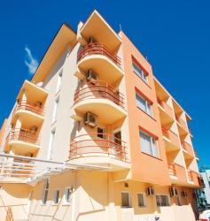 Diamond Hotel, 5 Rakovina street, 8180, Primorsko