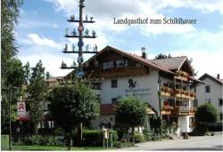 Land-gut-Hotel Landgasthof Zum Schildhauer, Chiemseestraße 3, 83128, Halfing