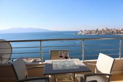 Julia Apartment, Rr Butritnti, 100 m from city Promenade, 9701, Sarandë