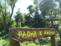 Pacha K'Anchay, Ruta Provincial 20 km4 Camino al Parque Nacional El Rey, 4400, Anta