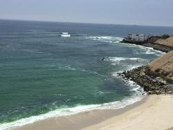 Casa de Playa El Silencio-Pulpos, Calle las anguilas Mz v lote 22,, Lurín
