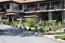 Hotel Azhur, Park Izvorite, 8970, Kotel