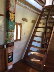 San Jose Oceanview Home, Calle sin nombre, subida del hotel Samai, 241754, Ayampe