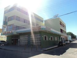 Hotel Benfica, Avenida Rio Bahia 622 - Centro, 39625-000, Itaobim