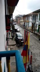 Apartahotel Calle del tiempo detenido, Calle 7 N° 7-20, 634001, Filandia
