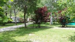 Camping Les Pres, Camping Les Pres Le Petit Vaux, 05400, Veynes