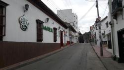hotel real, calle 12 N12-39 centro, 546552, Ocaña