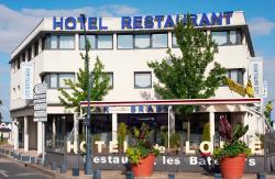 Logis Hotel De Loire Rest. Les Bateliers, 328, Rue Jean Jaurès., 49800, Trélazé